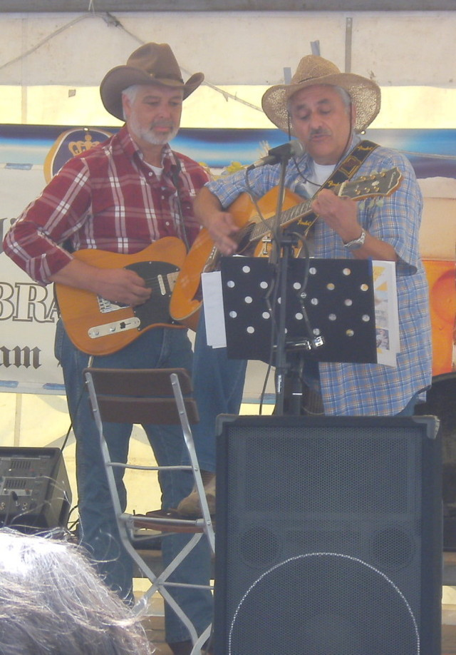 'Country Breakfast' mit den 'Old Country Blies Brothers'
